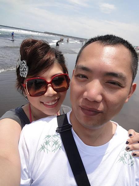 烏日港海邊