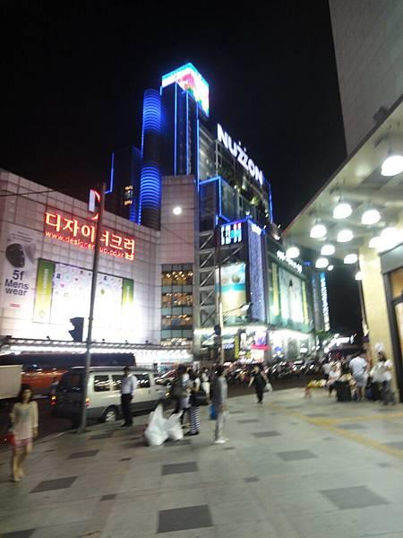 夜晚ㄉ東大門