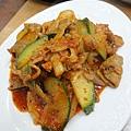 韓國炒豬肉