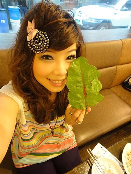 韓國啥葉子都能吃?