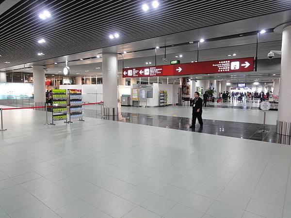 迷你小ㄉ澳門機場