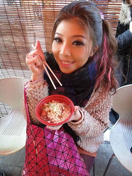 吃湯ㄉ章魚丸
