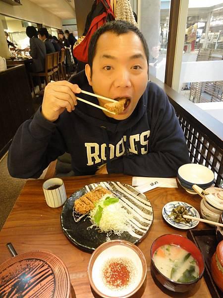 最好吃ㄉ東京豬排