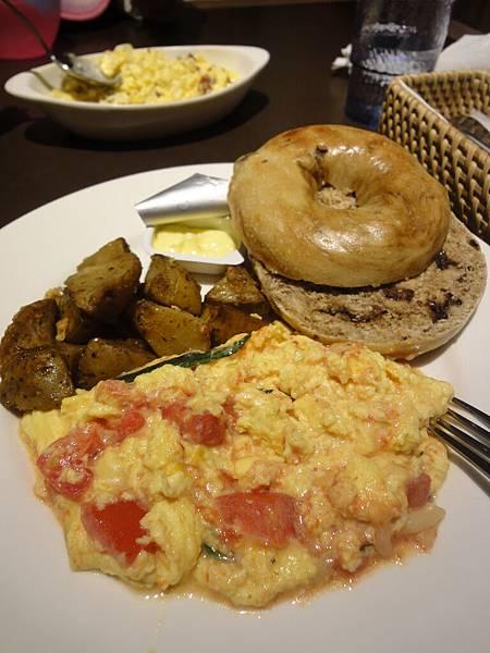 貝果早午餐