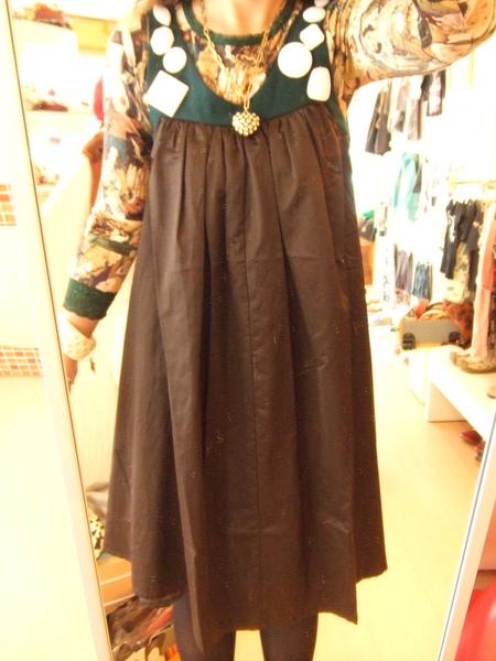 有羅馬風的寶石洋裝