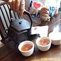 水蜜桃熱茶