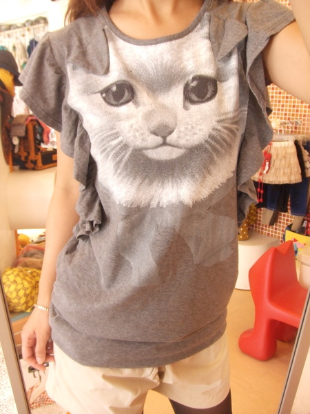無辜系貓咪衣