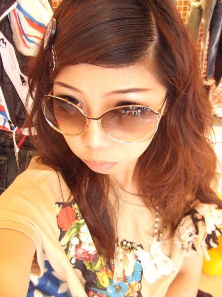 新墨鏡,為秋冬準備!!
