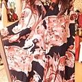 傘洋裝,傘的漂亮啊