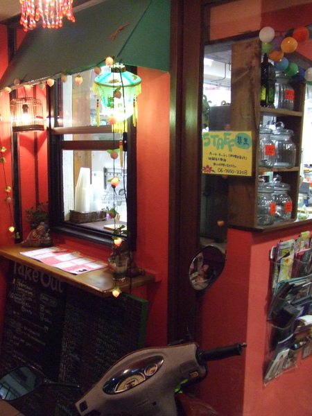 一間台灣小吃啥都有的店