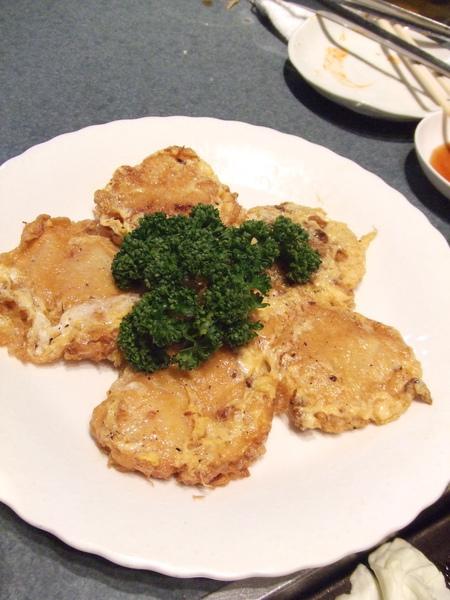 韓式炸魚餅