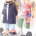 日本的童裝店