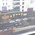 下雪只下一小時!!棒~