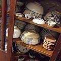 阿公家的碗筷櫥