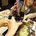 生日快樂~乾杯!!!