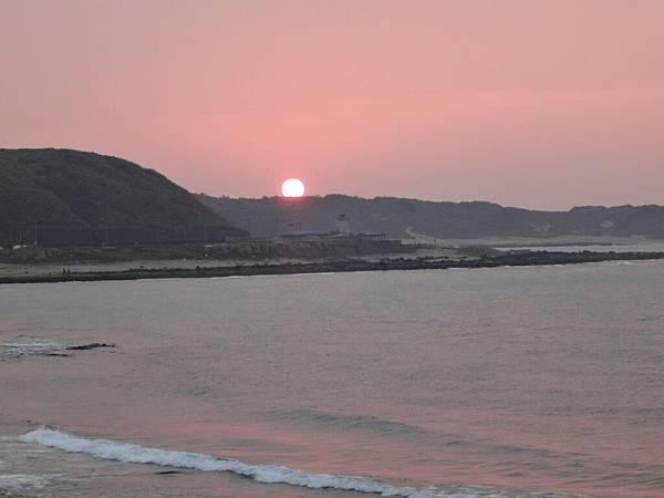 夕陽無限美好ㄚ~~~