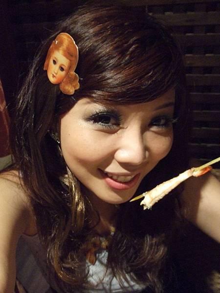 超愛雞匠ㄉ烤蝦