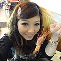 巨大牡丹蝦