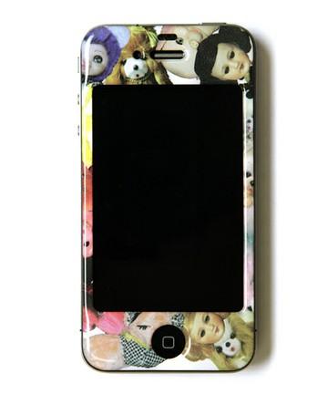 muchacha i-phone4