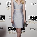 第四屆Cosmo Fun & Fearless awards 2012-2-19