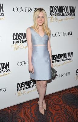 第四屆Cosmo Fun & Fearless awards 2012-2-19