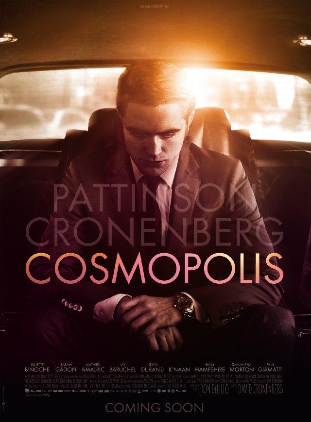 《Cosmopolis》(夢遊大都會)