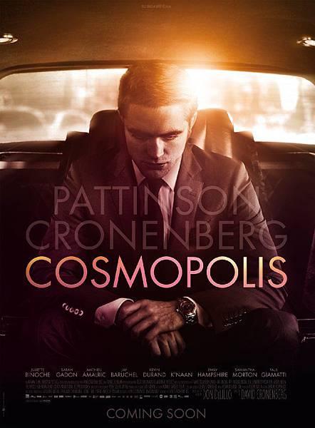 《Cosmopolis》夢遊大都會
