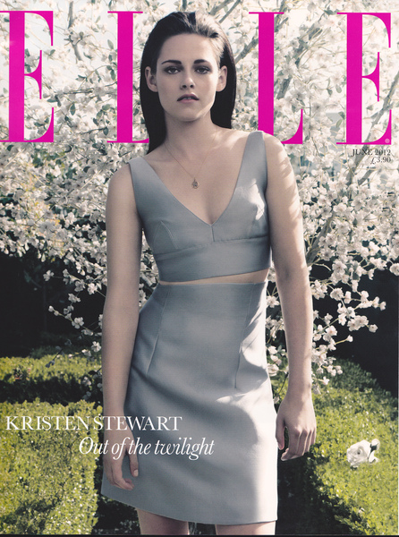 2012英國ELLE雜誌6月號