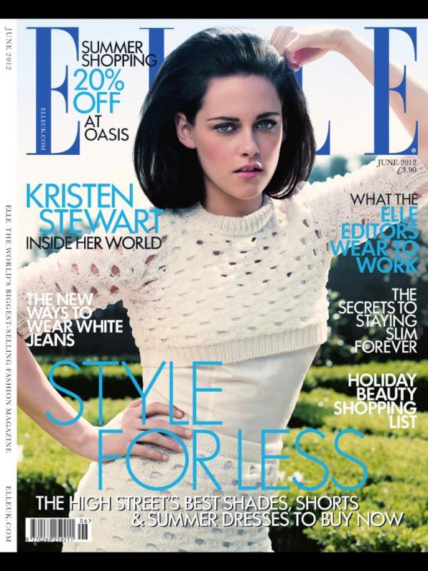 2012英國ELLE雜誌6月號 (1)