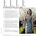 2012英國ELLE雜誌6月號 (2)