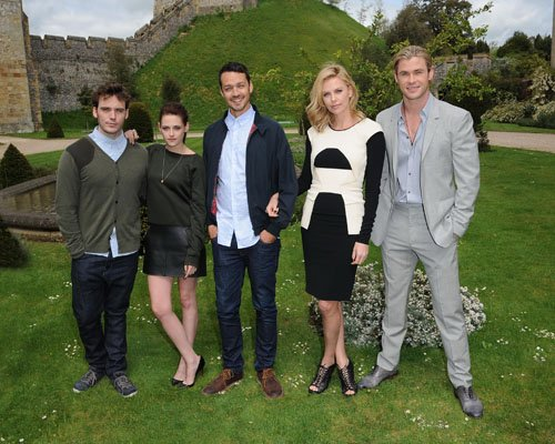 《公主與狩獵者》英國Arundel Castle城堡宣傳會-20120511 (4)
