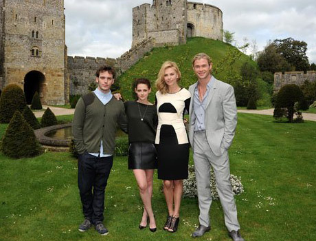 《公主與狩獵者》英國Arundel Castle城堡宣傳會-20120511(5)