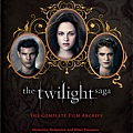 Twilight Saga The Complete Film Archive(暮光之城系列電影機密檔案輯