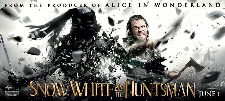 《公主與狩獵者》海報 (1)