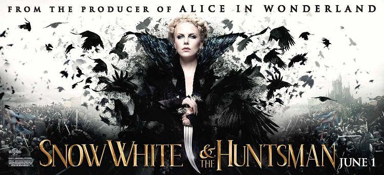 《公主與狩獵者》海報 (2)