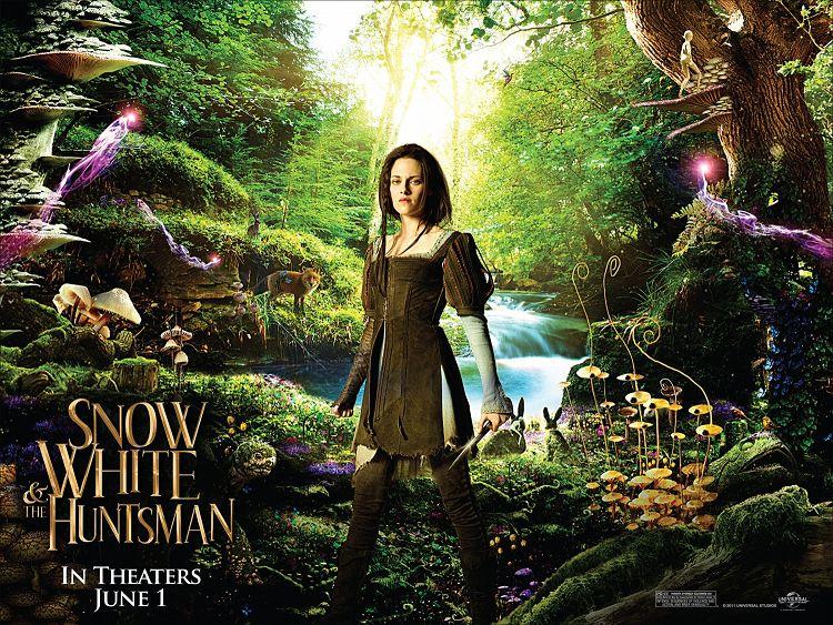 《公主與狩獵者》海報 (5)