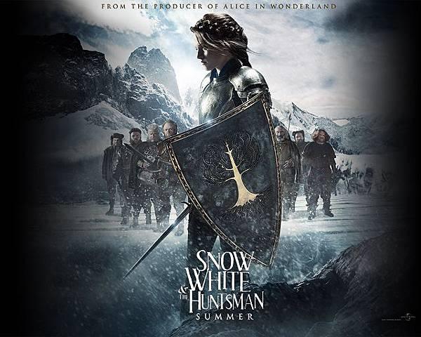 《公主與狩獵者》海報 (6)