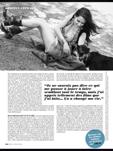 【2012法國ELLE雜誌5月號】雜誌內頁 (4)
