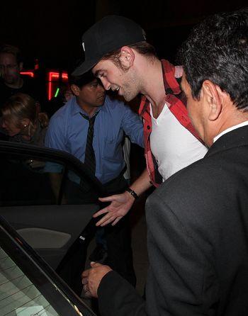 Rob&Kris 浪漫約會Jenny Lewis 音樂會  in LA -20120621 (5)