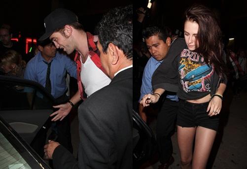 Rob&Kris 浪漫約會Jenny Lewis 音樂會 in LA -20120621
