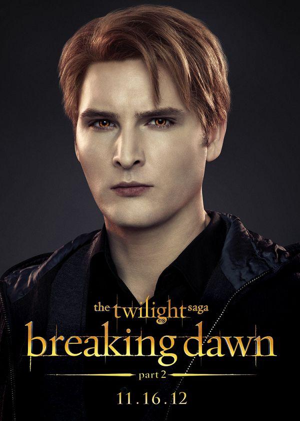 角色海報 - Carlisle  Cullen(卡萊爾 庫倫)