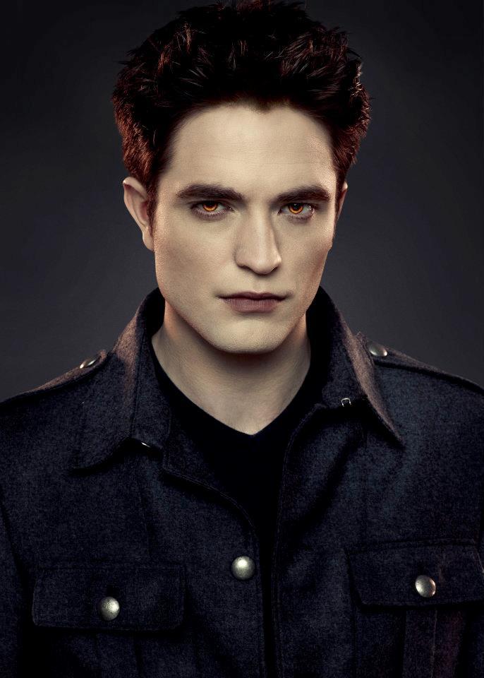 角色海報 - Edward Cullen(愛德華 庫倫)