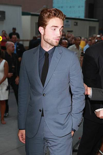 Robert Pattinson《Cosmopolis》紐約首映會-20120813 (37)