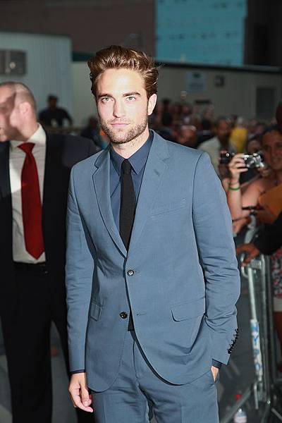 Robert Pattinson《Cosmopolis》紐約首映會-20120813 (1)