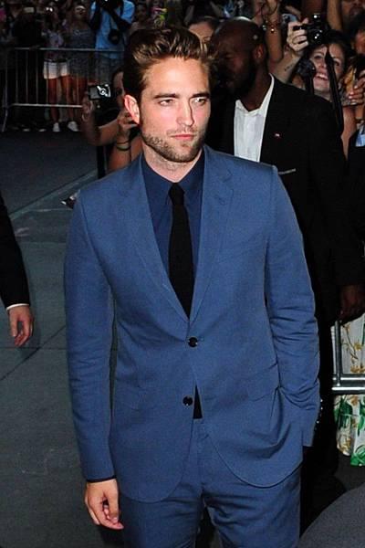 Robert Pattinson《Cosmopolis》紐約首映會-20120813 (10)