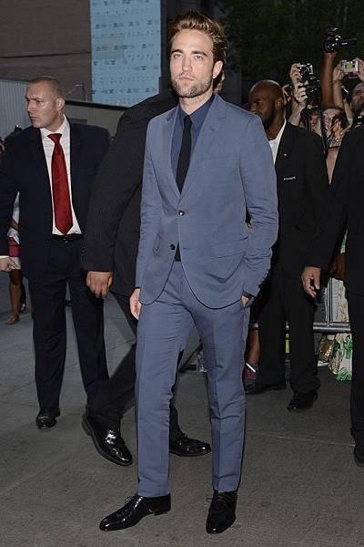 Robert Pattinson《Cosmopolis》紐約首映會-20120813 (14)