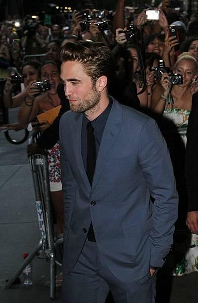 Robert Pattinson《Cosmopolis》紐約首映會-20120813 (34)