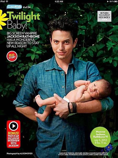 Jackson &Son登上People雜誌-20120818