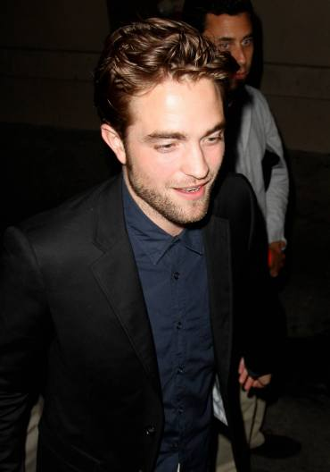 【Jimmy Kimmel Live】Robsten Pattinson 離開-20120822 (1)