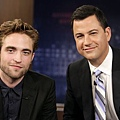 【Jimmy Kimmel Live】Robert Pattinson &Jimmy -20120822(3)